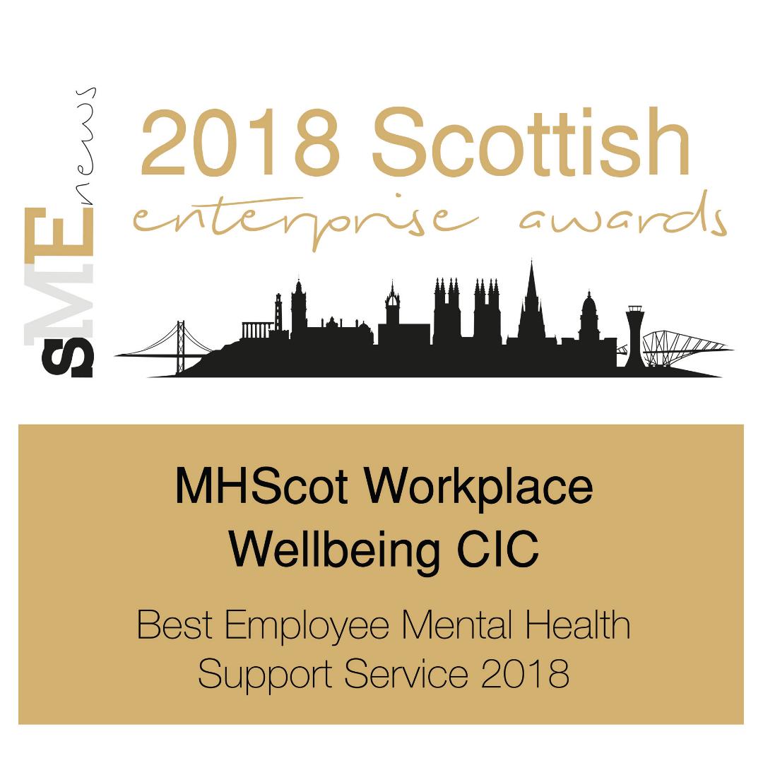 2018 Scottish Enterprise Awards Winner