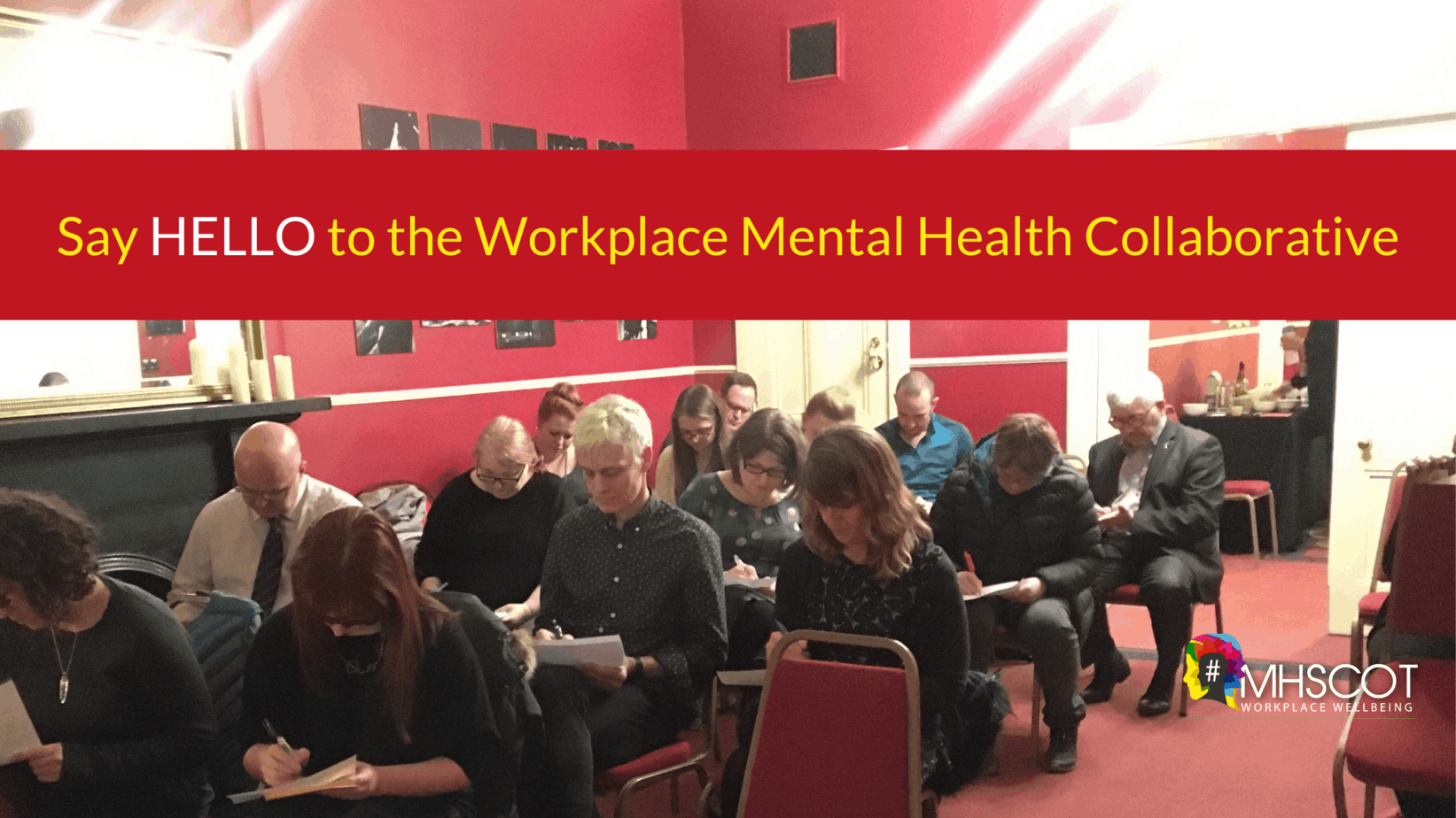Say hello to the workplace mental health collaborative