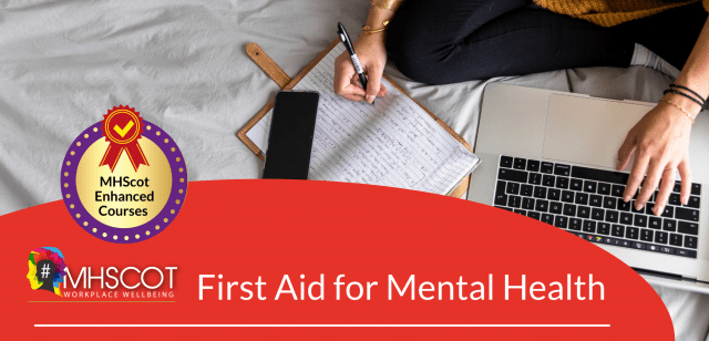 Image of First Aid for Mental Health